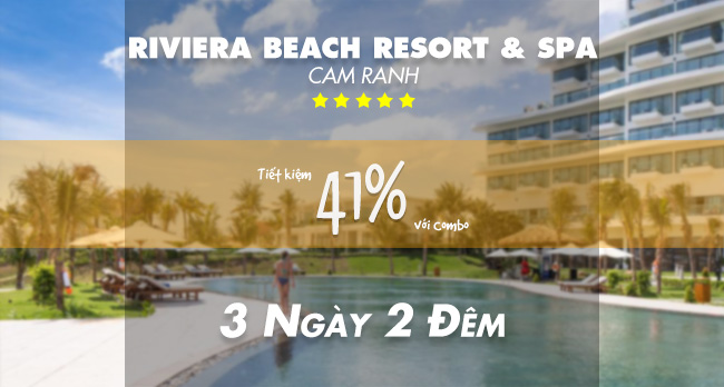 Cam Ranh Riviera Beach Resort and Spa