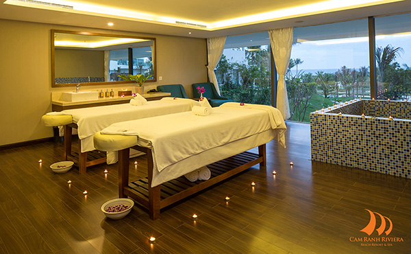 Spa của Cam Ranh Riviera Beach Resort and Spa